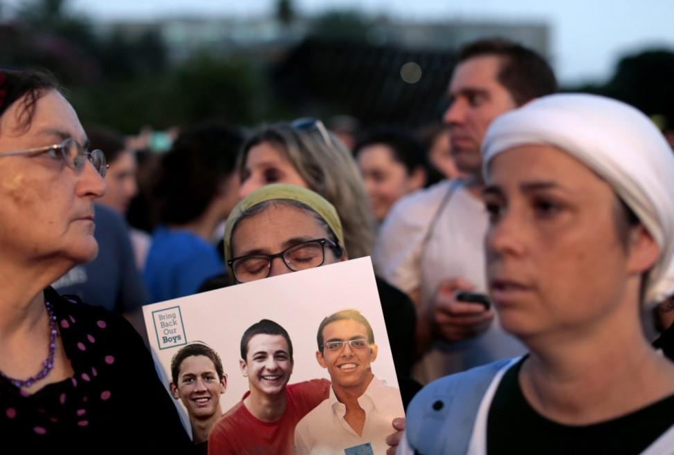 Leichen von drei vermissten israelischen Jugendlichen gefunden