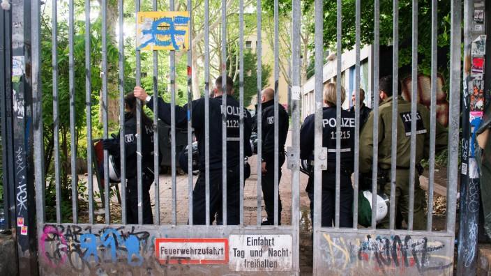 Gerhart-Hauptmann-Schule in Kreuzberg