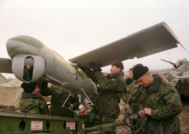 Russische Drohne