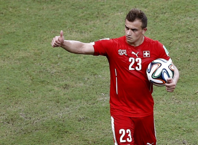 World Cup 2014 - Group E - Honduras vs Switzerland
