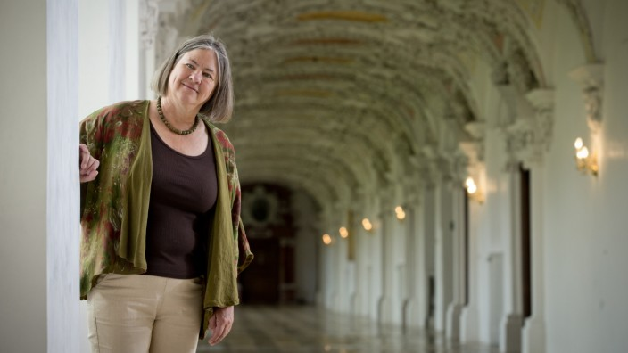 Wessobrunn: MARTINA GEBHARDT - neue Eigentümerin von Kloster Wessobrunn