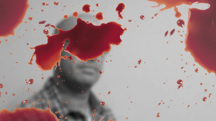 Illustration Gewalt/Bandido