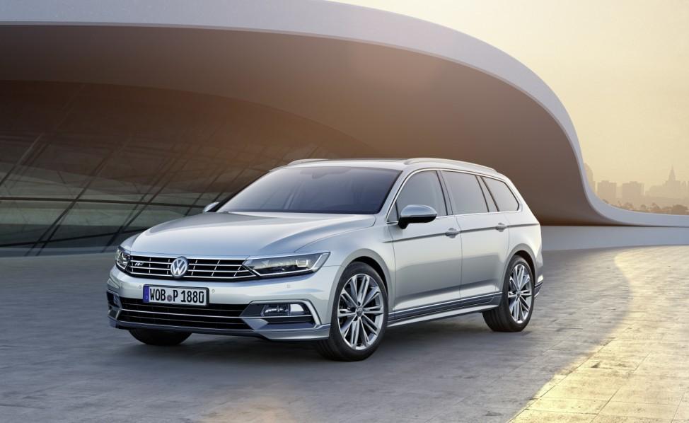 Der neue VW Passat Variant