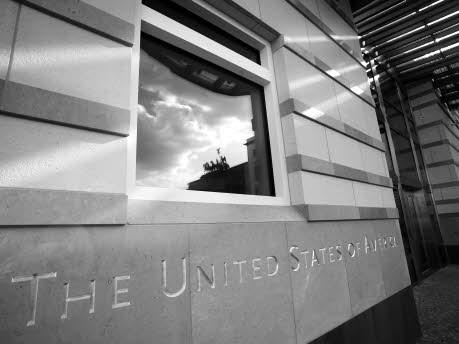Botschaft USA Berlin