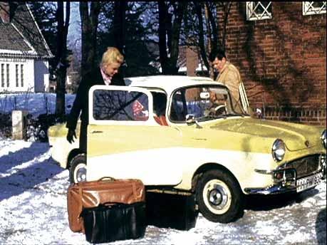 Weltreise mit dem Goggomobil