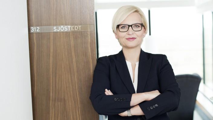 Eva Lotta Sjöstedt