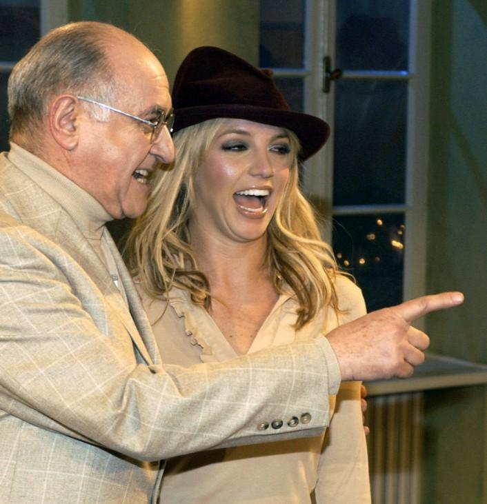 """Britney Spears bei """"Boulevard Bio"""" mit Alfred Biolek"""