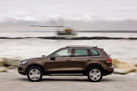 VW Touareg 2010