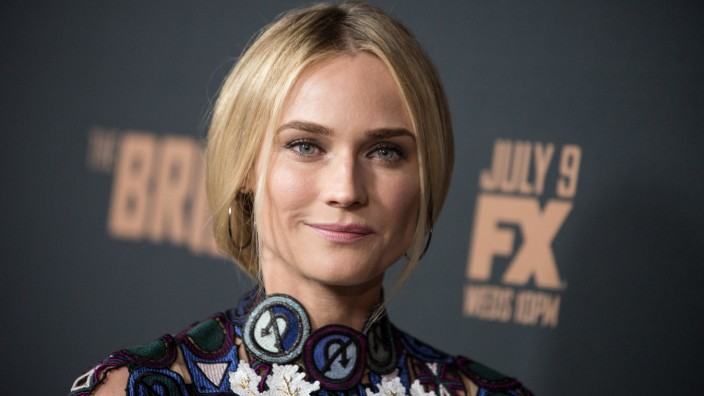 Diane Kruger The Bridge