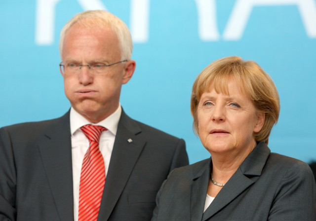 Wahlkampf - CDU - Angela Merkel