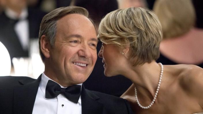 'House of Cards' gehört zu Emmy-Favoriten