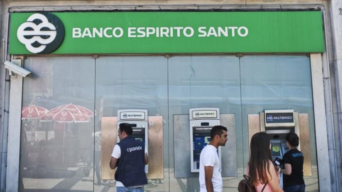 BES Banco Espirito Santo Portugal Aktien Börse