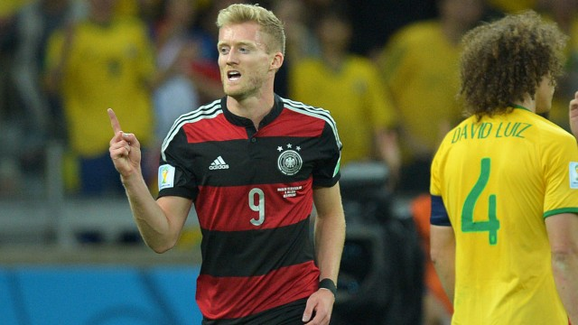 World Cup 2014 - Brazil - Germany
