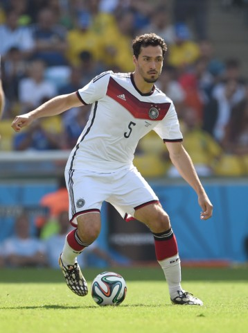 World Cup 2014 - Mats Hummels