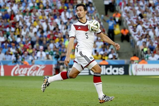 Mats Hummels; WM; DFB;