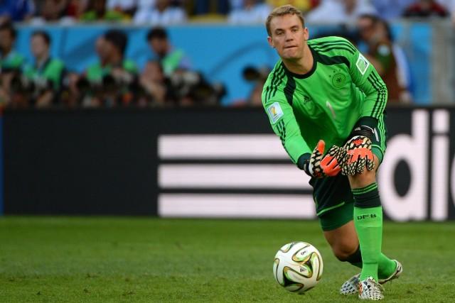 Manuel Neuer; WM; DFB;