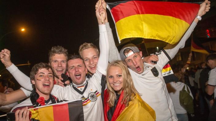 World Cup 2014 - Fans Berlin