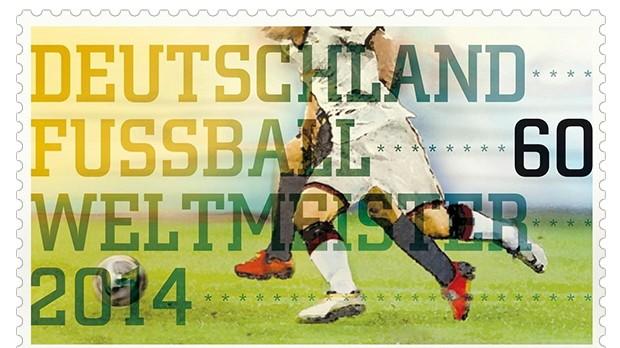 Briefmarke wm