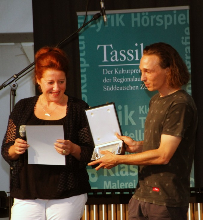 Verleihung des Tassilo-Preises