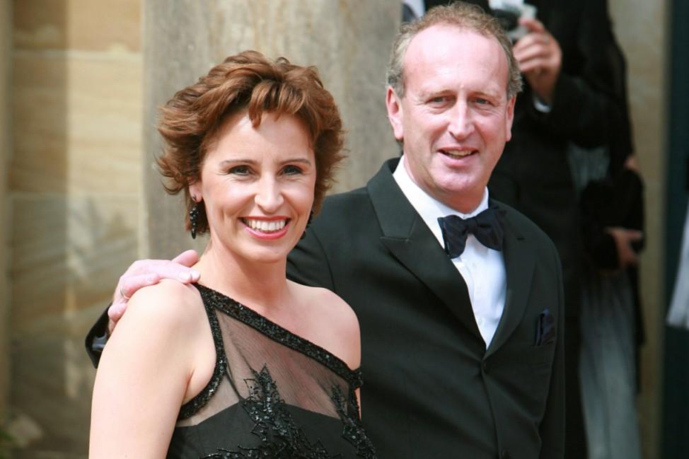 Christine Haderthauer und Mann Hubert