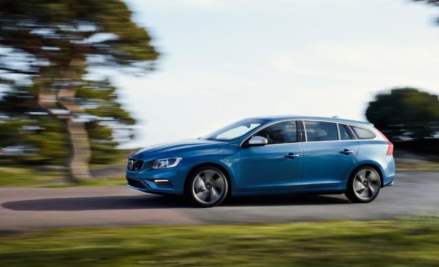 Volvo V60 D6 AWD Plug-In-Hybrid