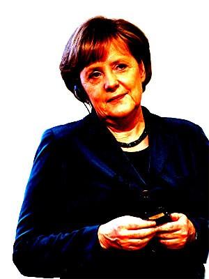 Angela Merkel, Getty Images