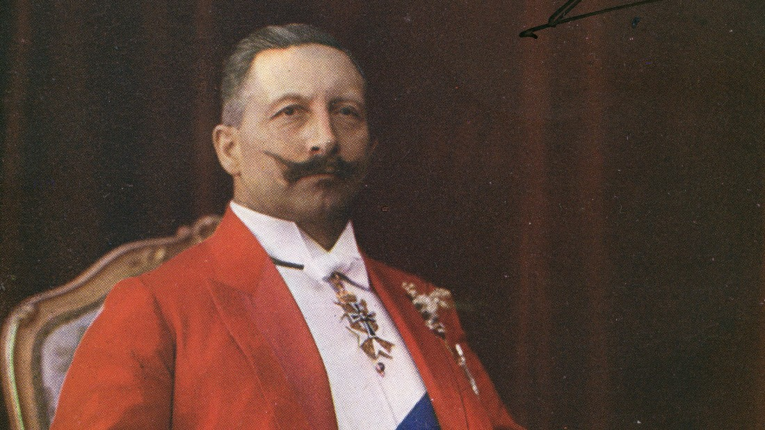 Wie der letzte deutsche Kaiser Wilhelm II. starb