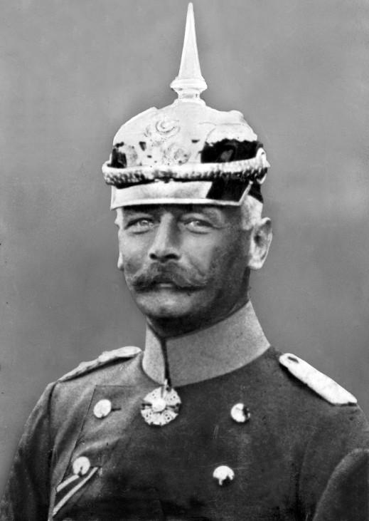 Erich von Falkenhayn, 1913