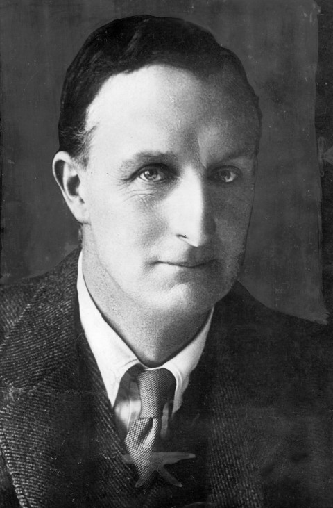 Sir Edward Grey, 1911