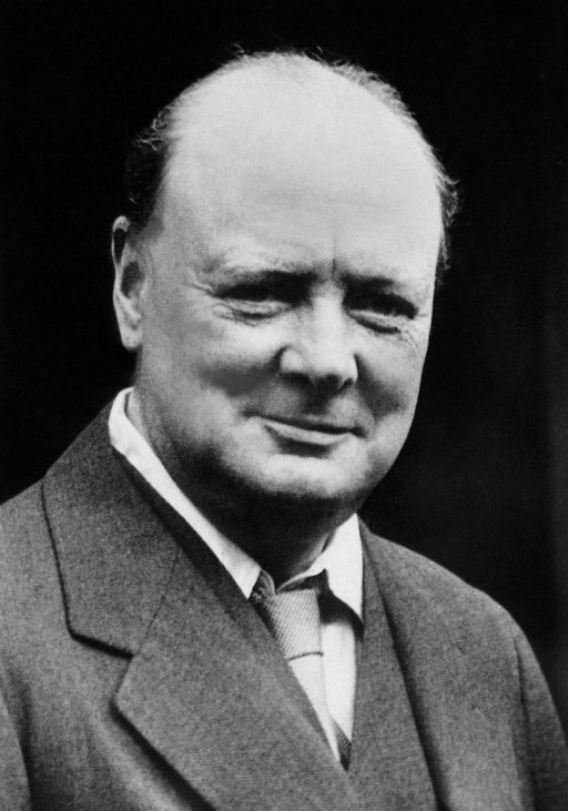 Winston Churchill, 1932