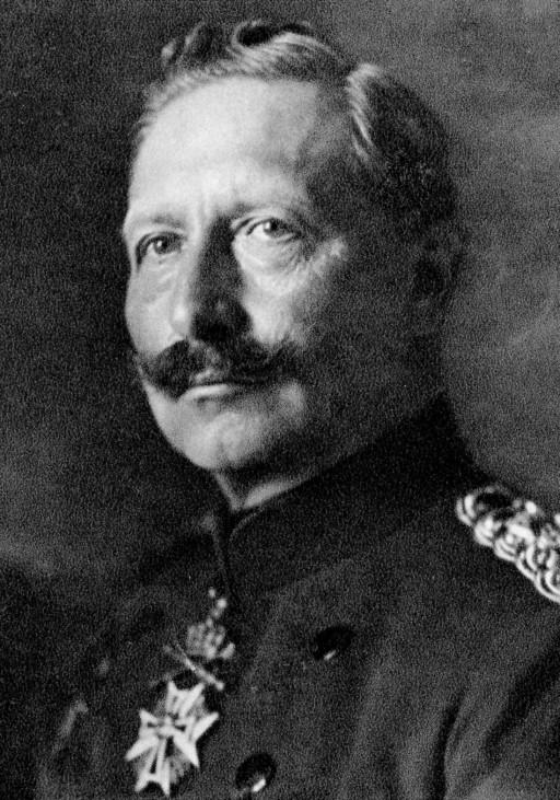 Kaiser Wilhelm II., 1914