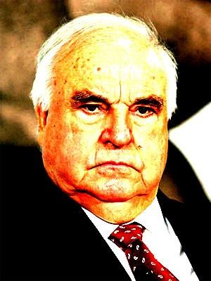 Helmut Kohl, dpa