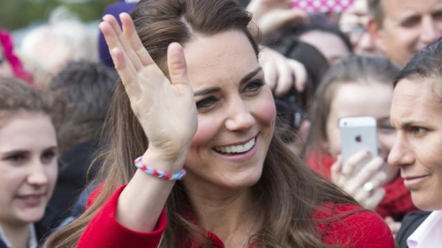 The Duke And Duchess Of Cambridge Tour Australia And New Zealand - Day 8
