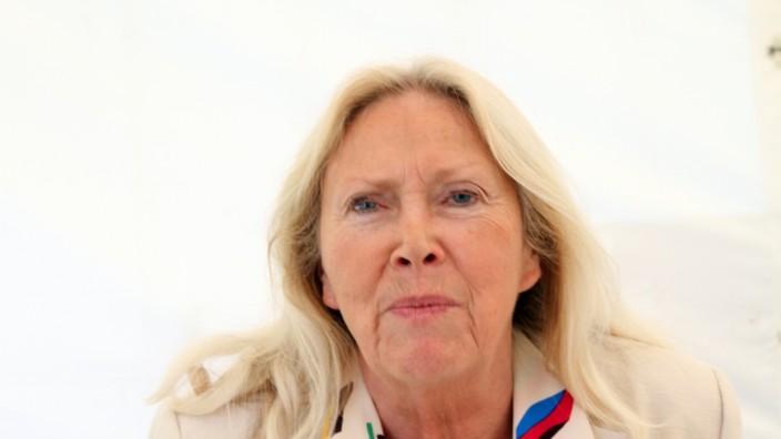 Schriftstellerin Gisela Heidenreich