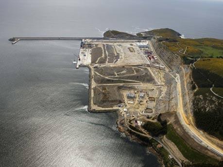 Greenpeace dokumentiert Bausünden in Spanien, Greenpeace