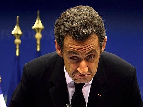 Nicolas Sarkozy Karriere in Bildern