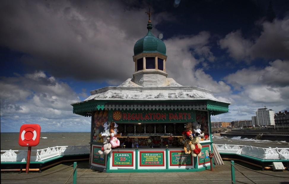 Blackpool Tourist Board Launch New Campaign
