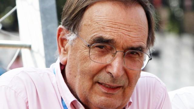 Fahrgestelldesigner Gian Paolo Dallara