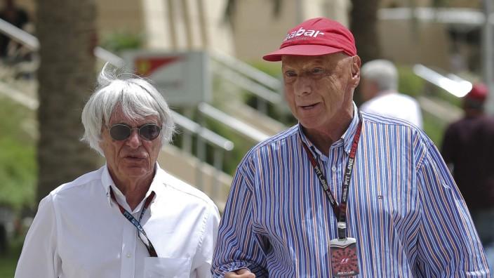 Bernie Ecclestone Niki Lauda 100 Millionen Dollar Deal Formel 1