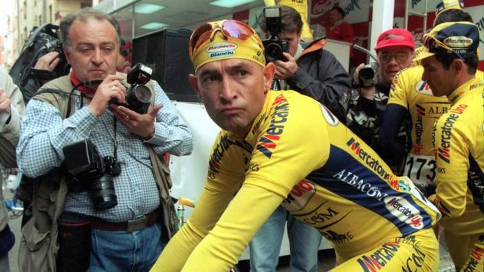 Radsport, Marco Pantani,