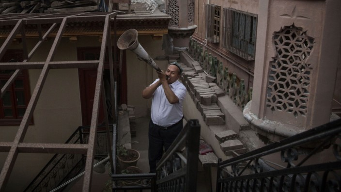 Uiguren Abschiebung Deutschland China Innenministerium