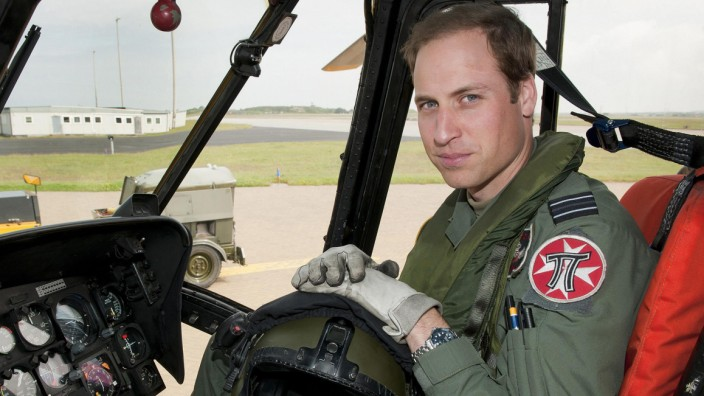 Prince William c