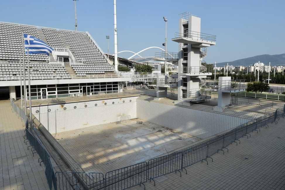 10th Anniversary Of Athens Olympics