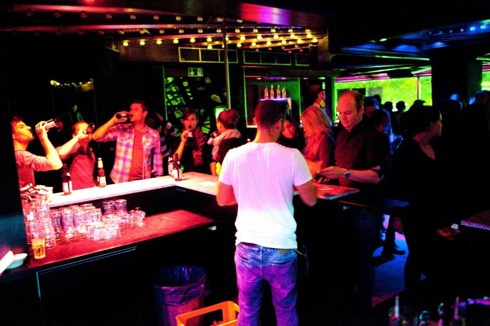 Club CO2 in München, 2012
