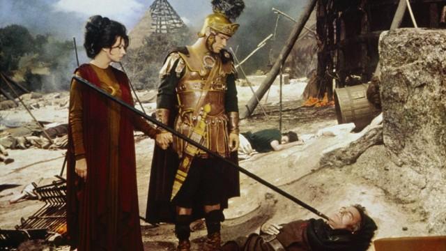 Der Untergang des rîmischen Reiches