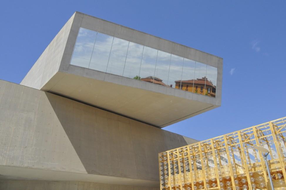 Maxxi Museum in Rome; Rom