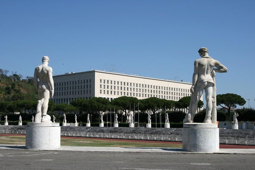 Rom, Foro Italico, Stadio dei Marmi