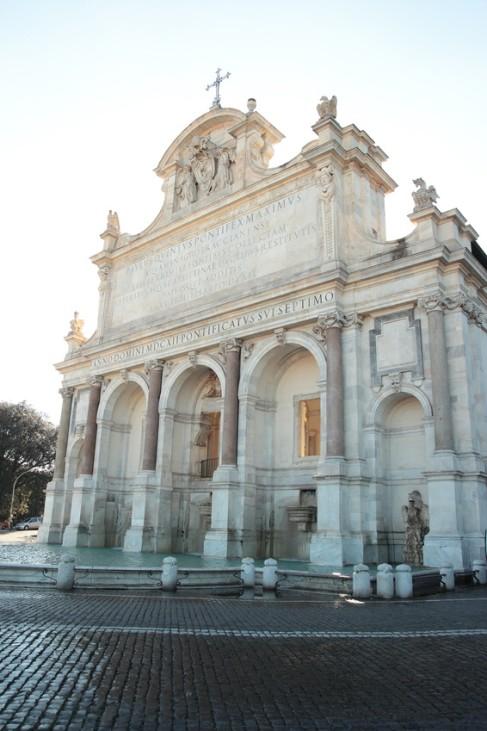 Rom, Italien, Gianicolo