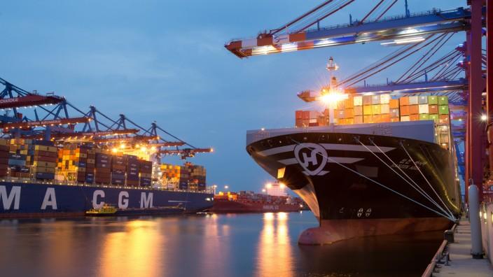 Hamburger Hafen TTIP