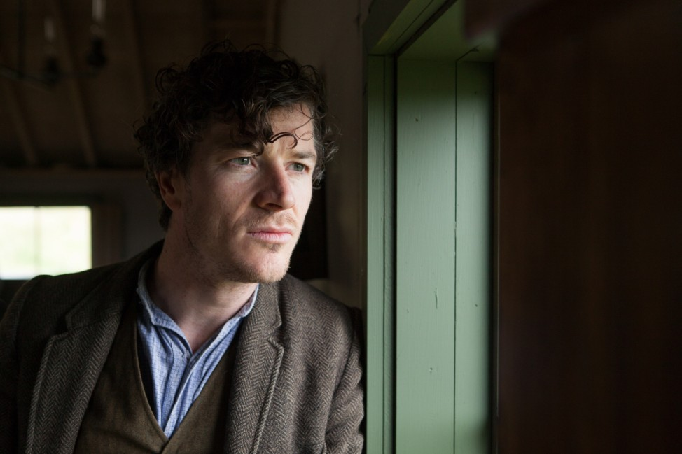 "Barry Ward als Jimmy in ""Jimmy's Hall'"